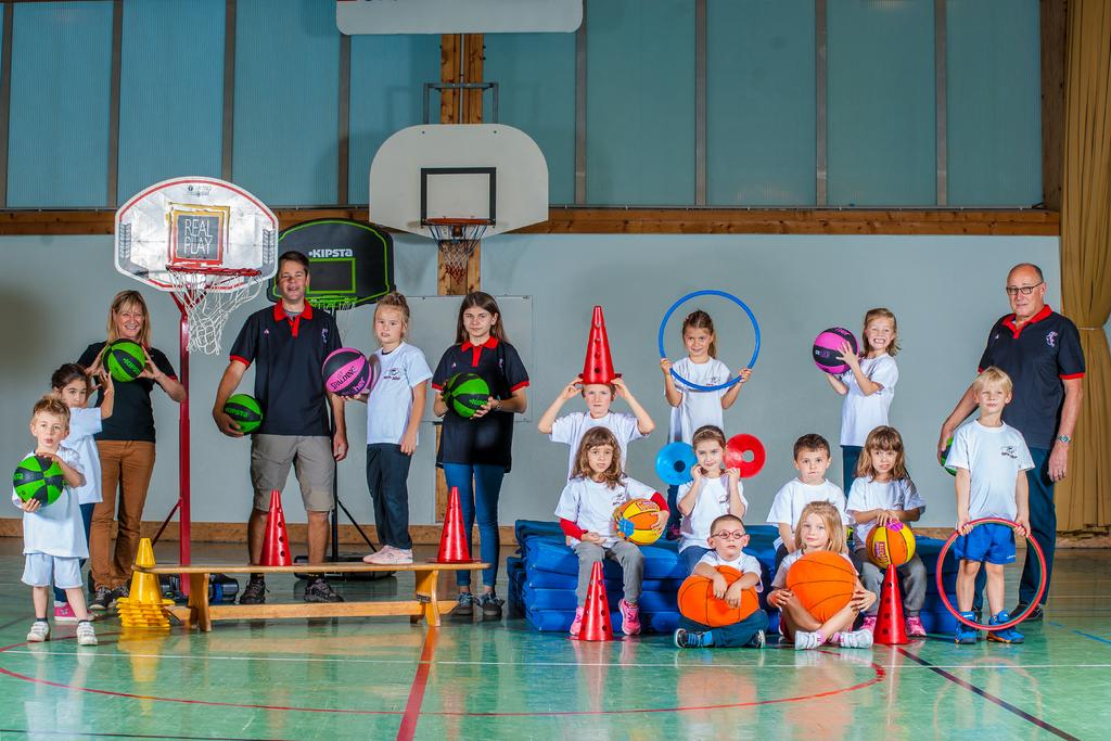 L'école de basket