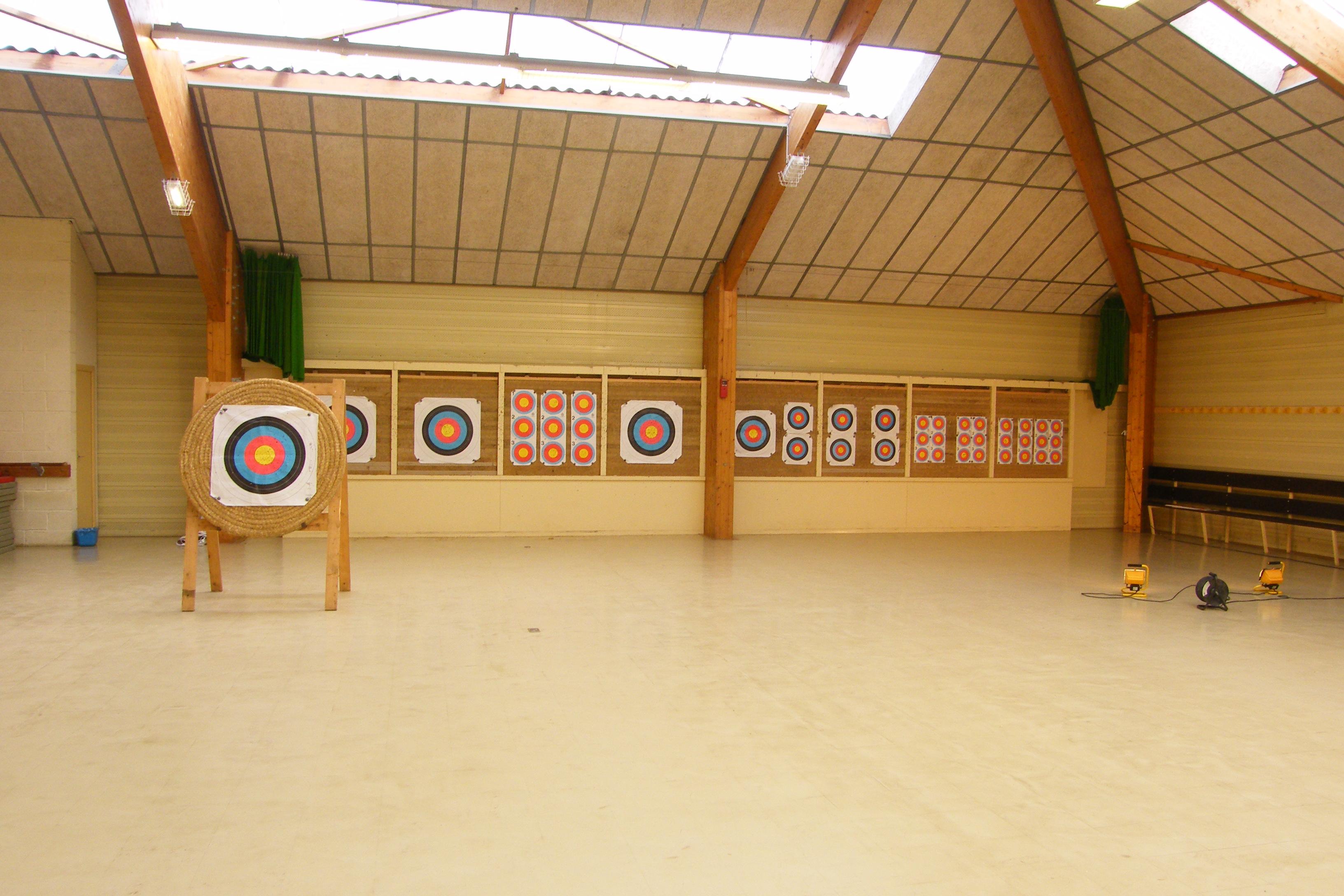 Salle d'entraînements