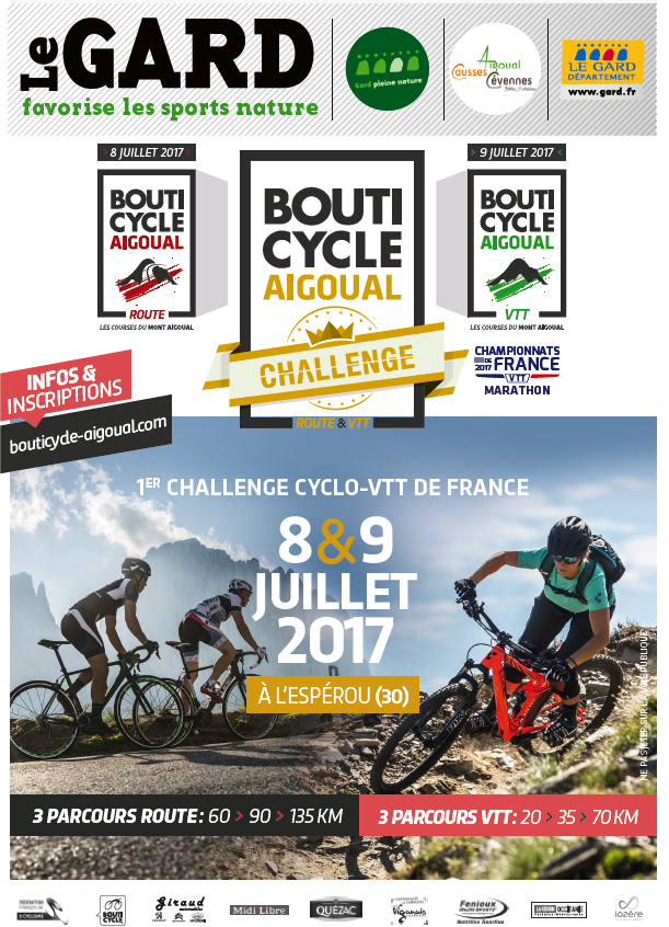 Affiche bouticycle 2017