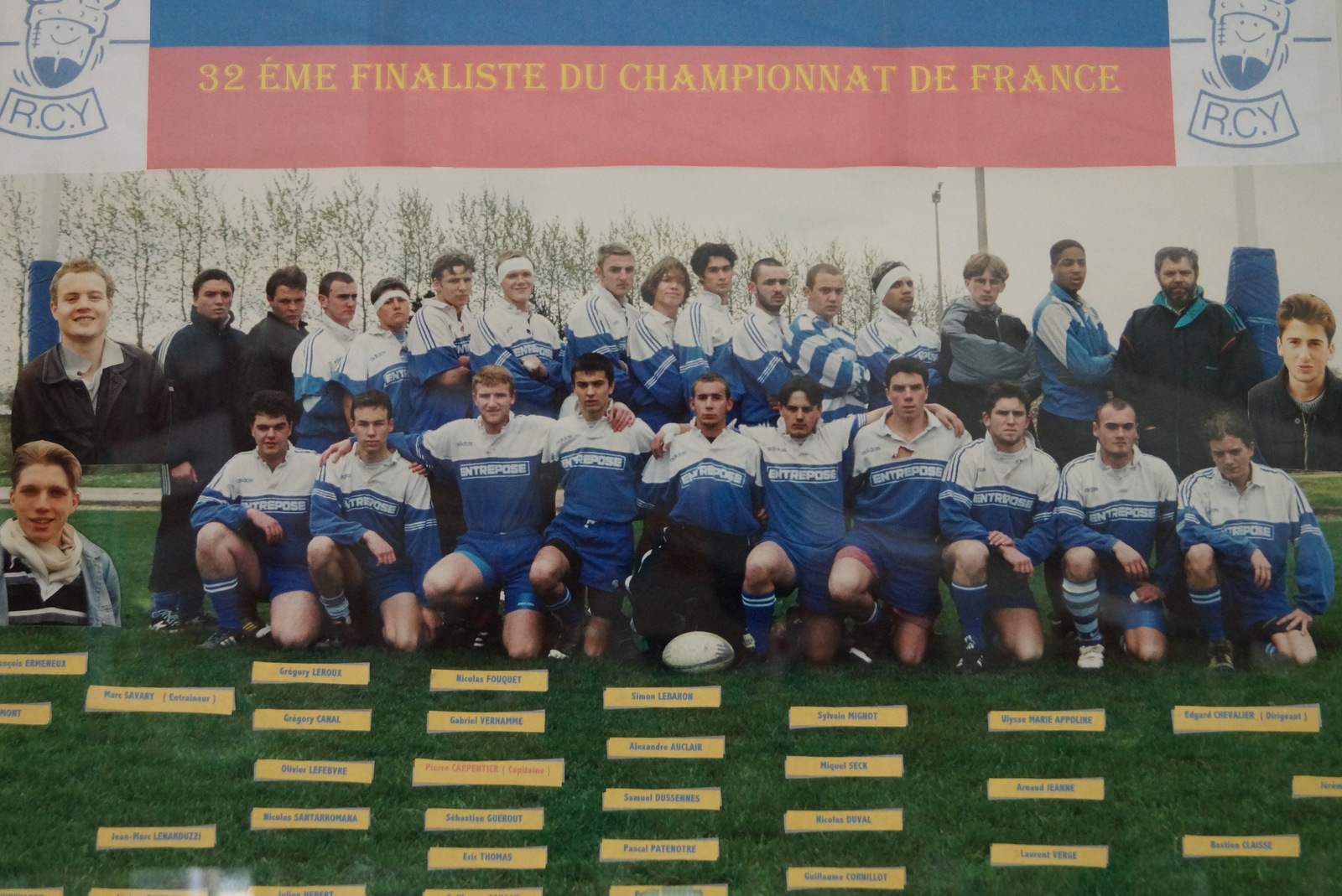 1997-98 Juniors Champions de Normandie