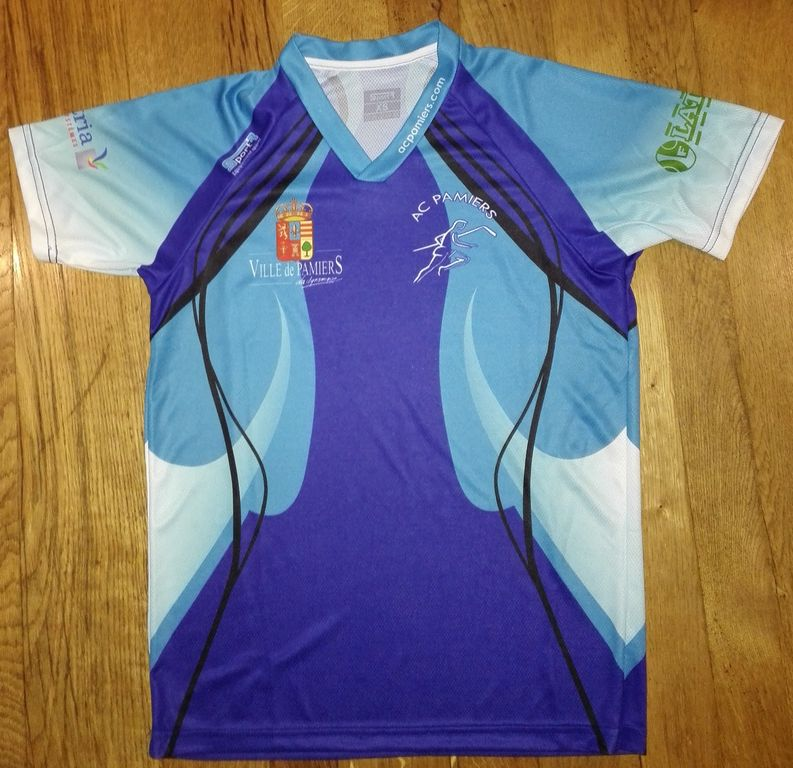 Maillot AC Pamiers