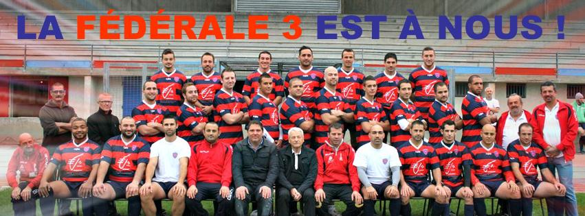 PACA Rugby: résultats de la 14e journée