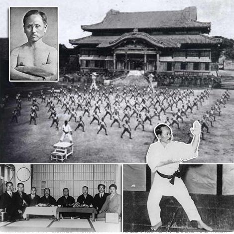 Karaté Gravelines : Funakoshi