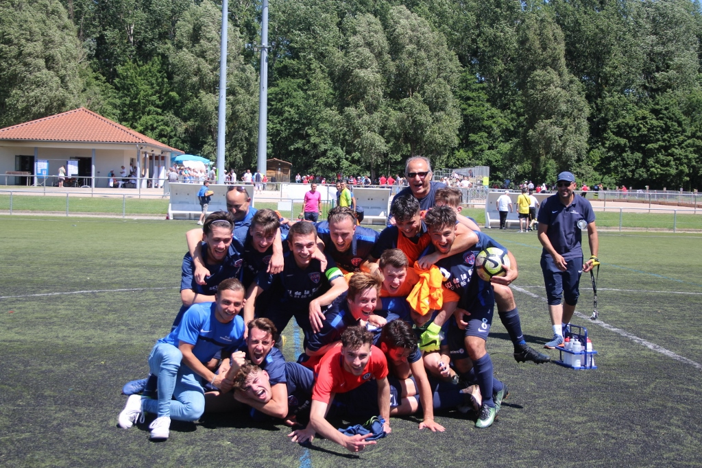 La ligue Honneur pour la saison 2017/2018