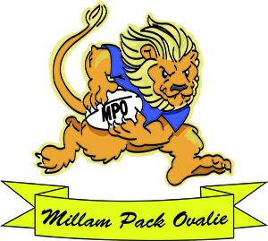 MPO Millam Pack Ovalies