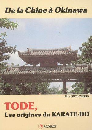 Tode, les origines du Karate-do
