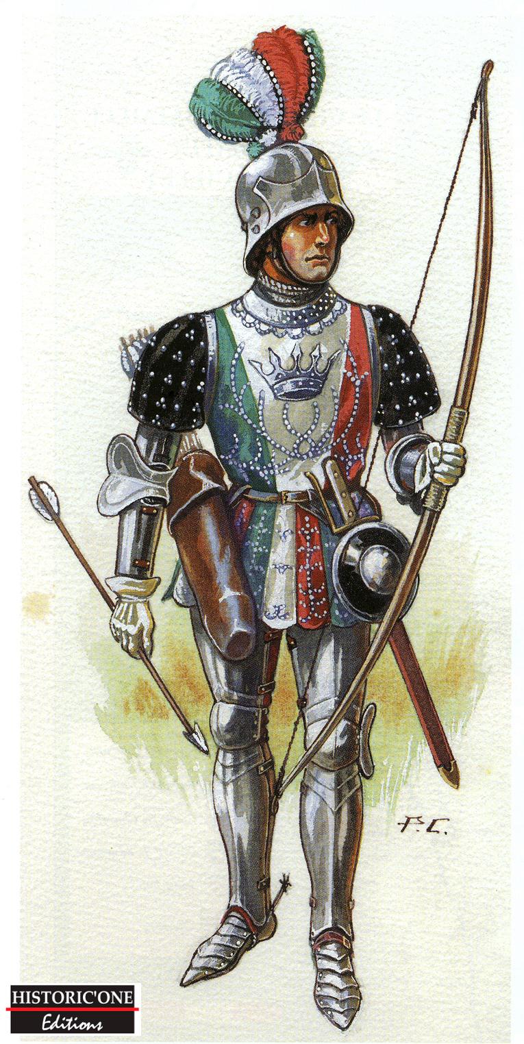 Archer Écossais